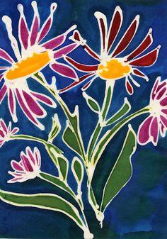 Want to batik something like this :)
