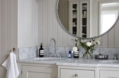 Allt om vårt badrum | Johanna Bradford Bathroom Inspo, Nordic Style, Beautiful Bathrooms, Home Decor Inspiration, Bradford, Mirror, Interior, House, Furniture