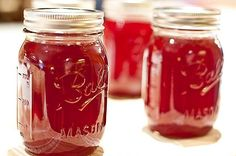 I grew up eating homemade muscadine jelly on hot buttered biscuits in the mornings or even as the J in my peanut butter and jelly sandwiches. Muscadine jelly definitely is delicious. It tastes similar to grape jelly, but with a bit more tartness. You may want to read about my love of muscadines. Then you'll...