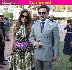 Kareena Kapoor Khan is PREGNANT confirms hubby Saif Ali Khan!