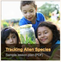 Tracking Aliens: compare native and invasive species.