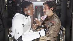 John Boyega Appreciates Your 'FinnPoe' Star Wars Fan Fiction #FansnStars