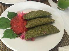 Empanadas de Chaya Izamal