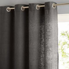 1000 images about beaux rideaux on pinterest curtains jute and gray. Black Bedroom Furniture Sets. Home Design Ideas