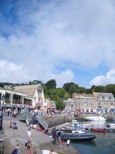 Padstow, Cornwall UK - I loved visiting last year.