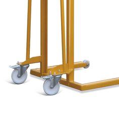 GTARDO.DE:  Polyamid-Räder - Mehrpreis, für Materiallifter 16,00 €