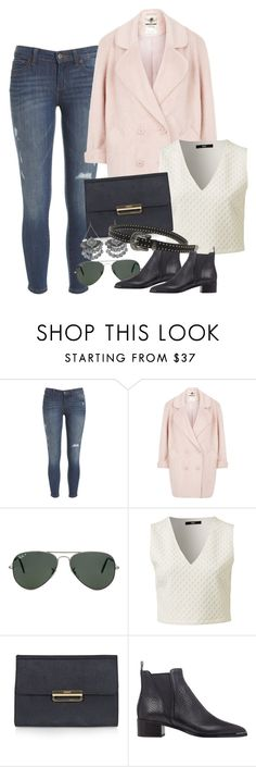 """Untitled #2120"" by erinforde ❤ liked on Polyvore featuring Ray-Ban, Topshop and Acne Studios"