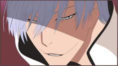 -colo by me [link] -line by [link] -Bleach (c) Kubo Tite gin bankai Bleach Art, Bleach Anime, Anime Art Girl, Anime Guys, Ichimaru Gin, Kubo Tite, Rangiku Matsumoto, Shinigami, Boy Art