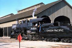 An old CA Steam engine. #steam .#steamengines
