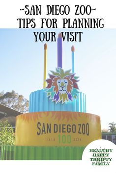 On our visit to San Diego, we took a trip to the San Diego Zoo. I have always wanted to go to the San Diego Zoo and was super excited that our…