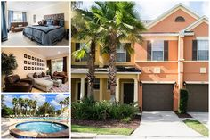 3 Bed Town Home - Close to The Pool With Golf Course Views