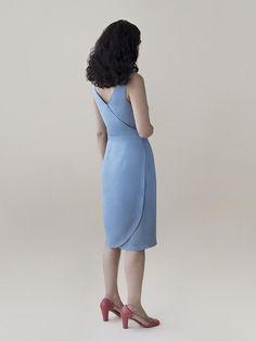 Orsola Dress & Skirt - PDF sewing pattern – By Hand London