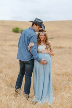 Country themed maternity shoot - Orange County maternity photographer - Mike Arick Photography