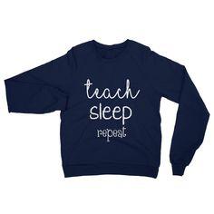 Teach, Sleep, Repeat