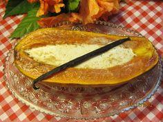 baked papaya