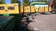 AGREGATY prądotwórcze 24h   >> Wynajem - Usługi - Obsługa - Serwis <<<  Pogotowie Agregatowe 24h - energia na usługach...