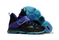 be7c1659fd6 Discover the Nike LeBron 14 SBR Black Purple Discount collection at  Pumacreeper. Shop Nike LeBron 14 SBR Black Purple Discount black