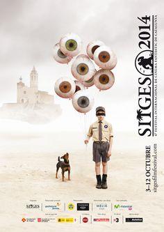 El viernes comenzó el festival de Sitges, la cita de las citas en cine fantástico en España http://sitgesfilmfestival.com/cas