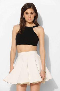 Keepsake All Through The Night Full Circle Skirt
