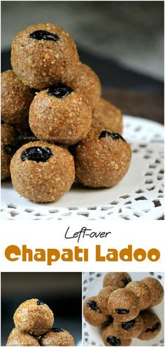 First Timer Cook: Leftover Chapati Ladoo Indian Food Recipes, Gourmet Recipes, Cake Recipes, Dessert Recipes, Cooking Recipes, East Indian Food, Indian Sweets, Chapati Recipes, Roti Recipe