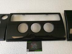 Interni Jaguar carbon look!