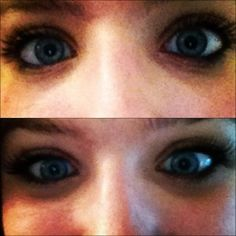 falsies before and after