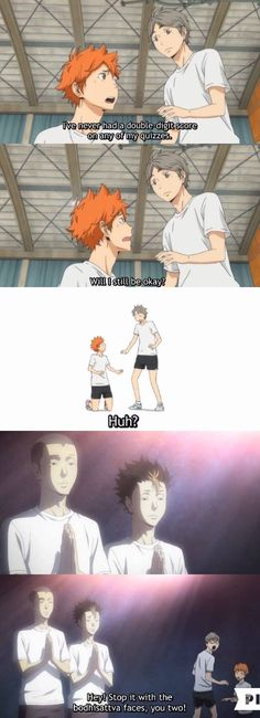 Hinata struggling and needing prayer...
