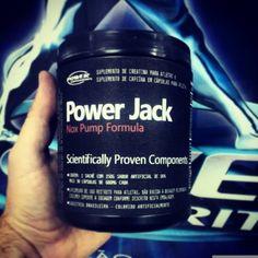 Power Jack - Power Supplements (NOX PUMP FORMULA) - Foco Fitness - Um acervo online acerca do Mundo Fitness