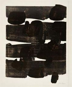 Poster: Donaueschinger Musiktage By Pierre Soulages ,1964