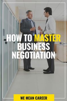 Need to improve your business negotiation skills? Like any other skill, they can be learned, honed, and mastered. Contrary to popular belief, negotiating doesn't have to be stressful or complicated. In our article, we share valuable tips to discover the most important rules, tactics, and strategies. No matter if you are negotiating your salary, job offer or another contract, getting to yes has never been easier. #negotiations #negotiationskills #negotiationwomen #negotiationatwork Most Successful Businesses, Effective Communication Skills, Work Relationships, Difficult Conversations, Career Development, Job Offer, Career Advice, Business Tips, Business Sustainability