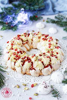Boże Narodzenie Archives - Wypieki Beaty - przepisy i zdjęcia Winter Christmas, Bagel, Doughnut, Pavlova, Camembert Cheese, Recipies, Food And Drink, Sweets, Bread