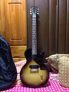 LesPaul JUNIOR MODEL Epiphone(JAPAN)