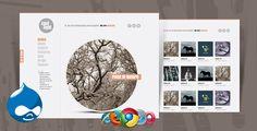 Spotlight - Clean & Minimal Drupal Theme - ThemeForest Item for Sale