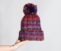 When you first learn how to knit, the amount of knitting patterns available can be a little bit overwhelming. With so many things being introduced, learning how to knit a hat that you'll love wearing shouldn't be such a pain. With the Sunset Beanie, you get quite the easy knit hat pattern that even the most novice of knitters can cast on and bind off. This knitted hat is worked flat entirely on straight knitting needles, eliminating the need to learn how to knit in the round just to have a…