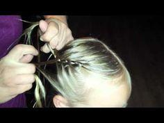 Vlechten & invlechten haar; Tips leren diverse soorten vlechten en voorbeelden om te maken bij kind. Van kort haar, 2 vlechtjes maken, bovenop het hoofd maar ook visgraat, waterval, zijkant, knot, schuine vlecht. 4 Strand Braids, Youtube Share, Cute Girls Hairstyles, Hair Creations, Updos, The Cure, Hair Beauty, People, Hair Styles