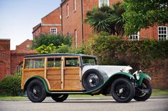 1925 Bentley 3-litre Shooting Brake