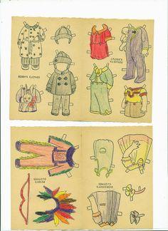 20 Dolls and Dresses the Big Little Set 1930's - Bobe Green - Picasa Web Albums