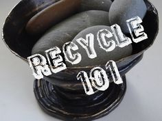 Crafting on a budget   Recycling 101 - Recycled bowl