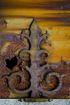 Rust embellishment