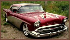 1957 Buick. Its gorgeous!