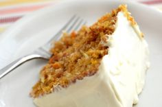 Carrot-Almond Snack Cake with Cream Cheese Frosting Frosting Recipes, Cake Recipes, Dessert Recipes, Amish Recipes, Carrot Recipes, Sweet Recipes, Baking Recipes, Just Desserts, Delicious Desserts