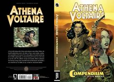 Steve Bryant's Russ Manning Award Winning character and series, ATHENA VOLTAIRE will be coming your way this winter from Sequential Pulp/Da. Michael Hudson, Historical Fiction, Novels, Comics, Winter, Blog, Movie Posters, Winter Time, Film Poster