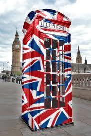 British Telephone Box <33