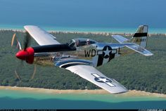 p mustang plane | Photos: North American P-51D Mustang Aircraft Pictures | http://Airliners.net