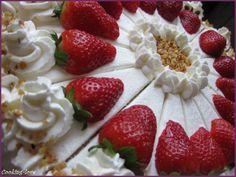 Cocinandoconamor: tarta de fresas (clásica)