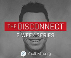 Youth Group teaching series on Social Media