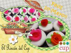 """Cupcakes Flores """"El Rincón del Cup"""""""
