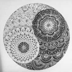Ying-Yang by MEHERmeher on DeviantArt