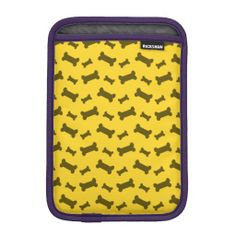 >>>Hello          	Cute yellow dog bones pattern iPad mini sleeves           	Cute yellow dog bones pattern iPad mini sleeves We have the best promotion for you and if you are interested in the related item or need more information reviews from the x customer who are own of them before please fo...Cleck link More >>> http://www.zazzle.com/cute_yellow_dog_bones_pattern_ipad_mini_sleeves-205280993363374763?rf=238627982471231924&zbar=1&tc=terrest