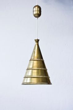 Rare ceiling light by Bengt Hjerting 0